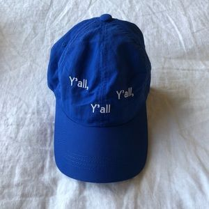 Outdoor Voices Y'all hat